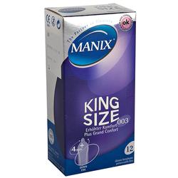 Manix King Size (12 Kondome)