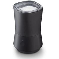 Tchibo Milchaufschäumer elektrisch, 500 W, Überhitzungsschutz und Abschaltautomatik schwarz