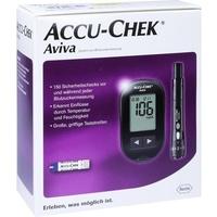 Roche Accu Chek Aviva III Set mg/dl