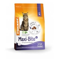 Fokker Maxi-Bite Katzenfutter 10 kg + 2 kg gratis