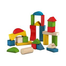 BRIO® Spielbausteine Bunte Holzbausteine, 25 Teile