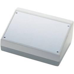 OKW AS054468 Pult-Gehäuse 228 x 76 x 216 ABS, Aluminium Aluminium (eloxiert) 1St.