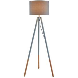 SalesFever Stehlampe Dace, Dreibeiniges Stativ, skandinavisches Design