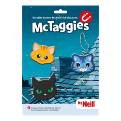 McTaggies Cat 3tlg. Set