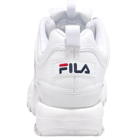 Fila Wmns Disruptor Low white, 39.5