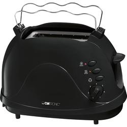 CLATRONIC 2-in-1-Toaster Toaster TA 3565, 700 W