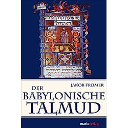 Der Babylonische Talmud - Buch