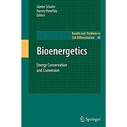 Bioenergetics - Buch