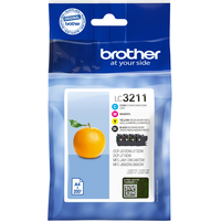 Brother LC-3211 CMYK