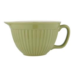 Ib Laursen Schüssel Farbauswahl - Laursen Rührschüssel Mynte Keramik 1,5l (2075) Schüssel Farbe: herbal green (grün) 73