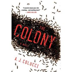 The Colony als Buch von A. J. Colucci/ Colucci