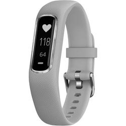 Garmin Vivosmart 4 Fitness-Tracker S/M Hellgrau