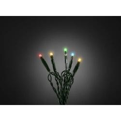 Micro LED Lichterkette 100 bunt 24V Inne