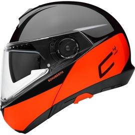 Schuberth C4 Pro Swipe Orange