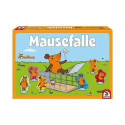 Schmidt Spiele Spiel, Die Maus, Mausefalle