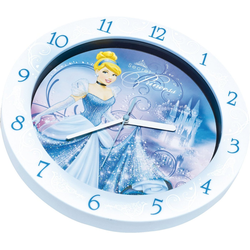Joy Toy Wanduhr Disney Princess Wanduhr Cinderella