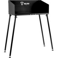 BBQ-Toro Dutch Oven Tisch, mit Windschutz, 75 x 40 cm