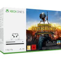 1TB weiß + Playerunknown's Battlegrounds (Bundle)