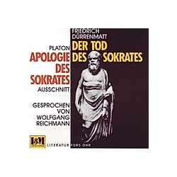 DER TOD DES SOKRATES/APOLOGIE DES SOKRATES - Hörbuch