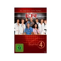 E.R. - Emergency Room Staffel 4 DVD