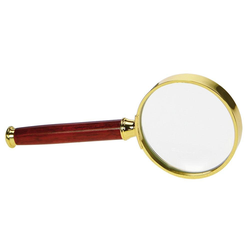 Lupe Classic goldfarben