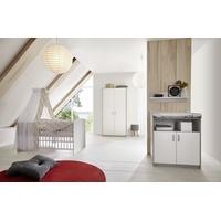 Schardt Kinderzimmer Classic Grey 3-tlg. mit 2-türigem Schrank