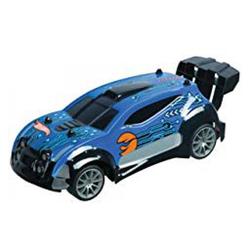 World Hot Wheels Funkgesteuerte Rennserie Blue Car