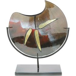 GILDE Dekovase Canneto 1 32 cm x 37 cm x 9,5 cm