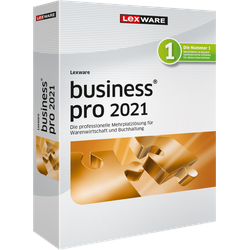 Lexware Business Pro 2021   365 Tage