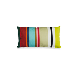 Kopfkissen, Remember Kissen 30 x 60 cm Stripes Verano Bezug 100% Baumwolle, Remember