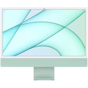 """Apple iMac (4.5K Retina, 24"""", 2021) CZ12U-010000 - M1 Chip, 16GB RAM, 256GB SSD, 8-Core GPU, Grün, Touch-ID"""