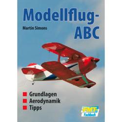 Modellflug-ABC als Buch von Martin Simons