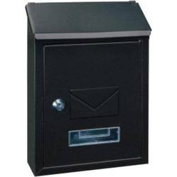 Briefkasten Udine silber