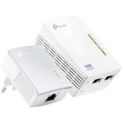 TP-LINK TL-WPA4220KIT Powerline WLAN Starter Kit 600MBit/s