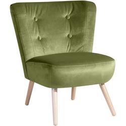 Max Winzer® Sessel Nikki grün