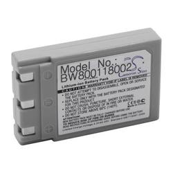 vhbw Li-Ion Akku 850mAh (3.7V) passend für Kamera Digicam DSLR Praktica Exakta DC4200