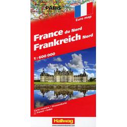 Frankreich Nord 1 : 600 000