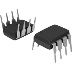 Microchip Technology PIC12F509-I/P Embedded-Mikrocontroller PDIP-8 8-Bit 4MHz Anzahl I/O 5
