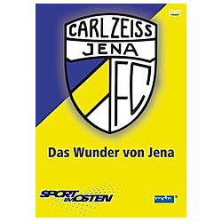 FC Carl Zeiss Jena - Das Wunder von Jena - DVD  Filme