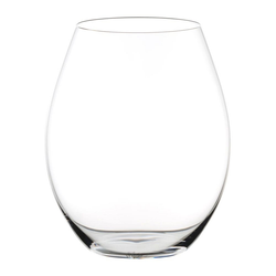 RIEDEL Glas Gläser-Set Big O Syrah 2er Set, Kristallglas weiß