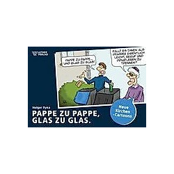 Pappe zu Pappe  Glas zu Glas. Holger Pyka  - Buch