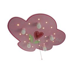 NIERMANN Deckenleuchten Deckenleuchte Wolke, Lief for Boys rosa