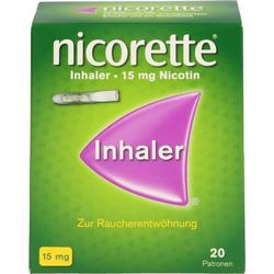 NICORETTE Inhaler 15 mg 20 St.