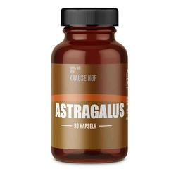 Krause Hof 100% BIO Astragalus, 90 Kapseln