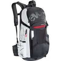 EVOC FR Trail Unlimited Rucksack 20l Damen black/white M/L 2021 Fahrradrucksäcke