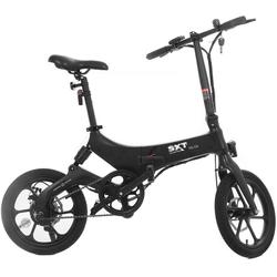 SXT Scooters E-Bike SXT Velox, 1 Gang, Heckmotor 250 W