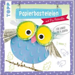 Papierbasteleien als Buch von Pia Pedevilla