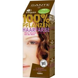 SANTE Haarfarbe Pflanzenhaarfarbe terra