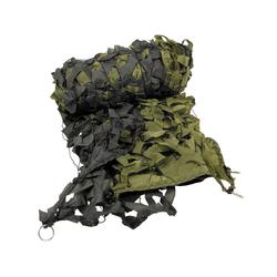 Sonnenschutz Tarnnetz, 6 x 3 m, oliv, mit PVC-Tragebeutel, MFH, Tarnnetz, 6 x 3 m
