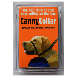 Canny Collar Erziehungshalsband blau, Größe: 1